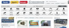 Webáruház referenciák - Cromax webáruház