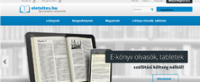 Webáruház referenciák - Eletoltes.hu webáruház