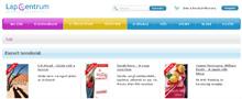 Webáruház referenciák - Lapcentrum.hu webáruház