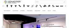 Webáruház referenciák - Lednagyker webáruház