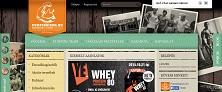 Webáruház referenciák - PumpingIron - Bodybuilding & Fitness webáruház