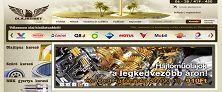 Webáruház referenciák - Olajsziget webáruház