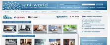 Webáruház referenciák - Sani-world webáruház