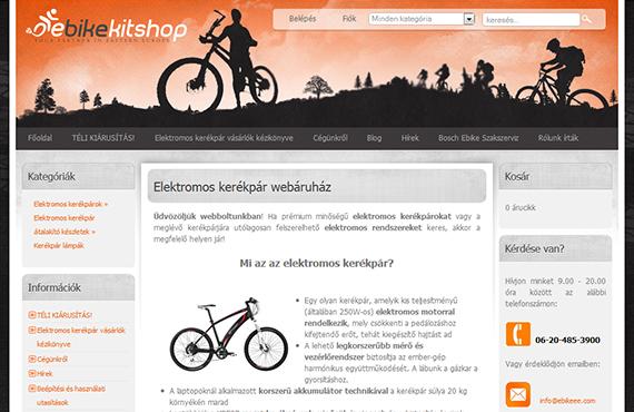 da198eb506 Webáruház blog - WebShop Labor - Esettanulmány: Ebikekitshop webáruház